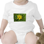 Yellow Flower In the Grass Shirts