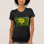 Yellow Flower In the Grass T Shirts