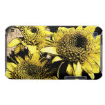 Yellow Flower IPod Touch Case-Mate Case