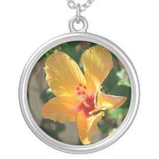 Yellow Flower Custom Jewelry