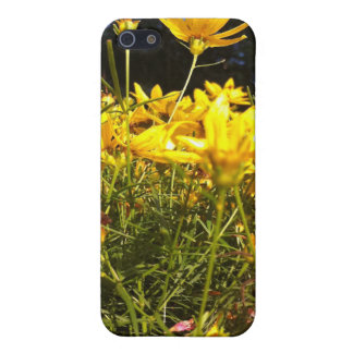 Yellow Flower Photo iPhone Case