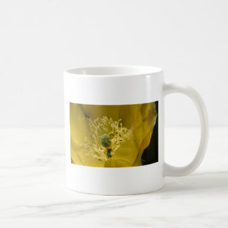 Yellow Flower Picture Mug