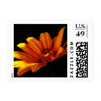 Yellow Flower Postage