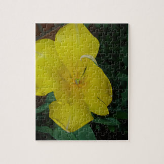 Yellow Flower Puzzle