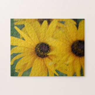 Yellow Flowers 0434 Jigsaw Puzzle