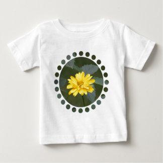 Yellow Flowers Baby T-Shirt