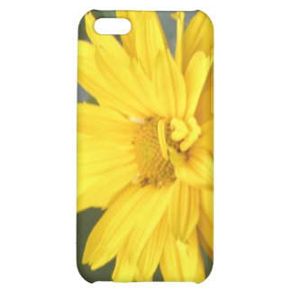 Yellow Flowers iPhone 4 Case