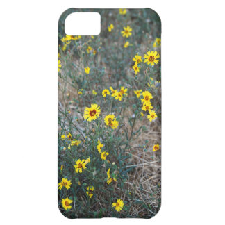 Yellow Flowers iPhone 5C Covers