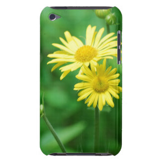 Yellow Flowers  iTouch Case iPod Case-Mate Cases