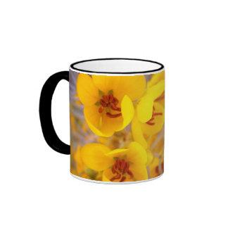 Yellow Flowers Mugs