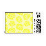 Yellow Flowers postage