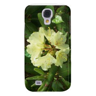 Yellow Flowers Samsung Galaxy S4 Case