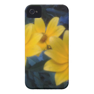 Yellow Flowersf Case-Mate iPhone 4 Cases