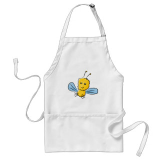 Yellow Flying Insect Bug Adult Apron