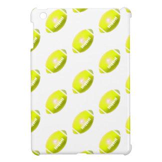 Yellow Football Pattern Case For The iPad Mini