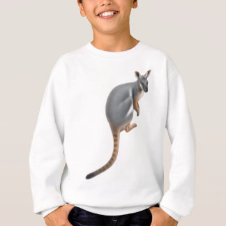 Yellow Footed Rock Wallaby Kids Sweatshirt