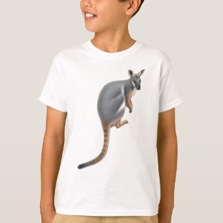 Yellow Footed Rock Wallaby Kids T-Shirt