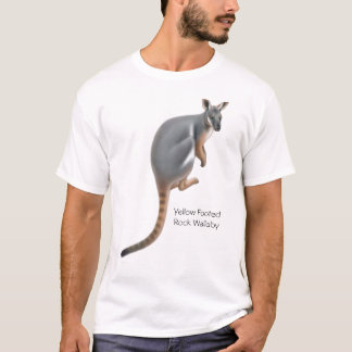 Yellow Footed Rock Wallaby T-Shirt