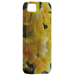 Yellow Foxglove iPhone 5 Cases
