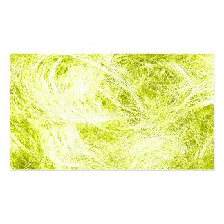 Yellow Fur Business Card