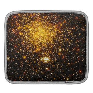 Yellow Galaxy iPad Sleeves