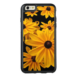Yellow Garden Flowers OtterBox iPhone 6 Plus Case