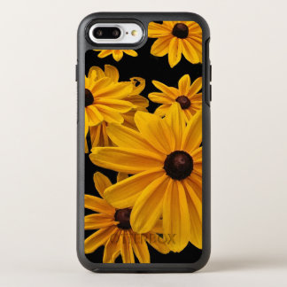 Yellow Garden Flowers OtterBox Symmetry iPhone 8 Plus/7 Plus Case