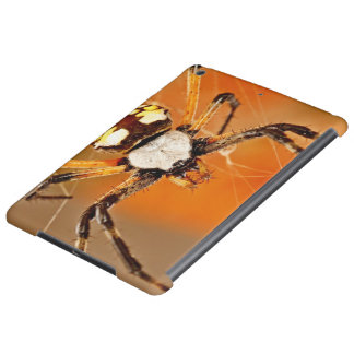 Yellow Garden Orb-Weaver Spider iPad Air Cases