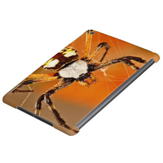 Yellow Garden Orb-Weaver Spider iPad Air Covers