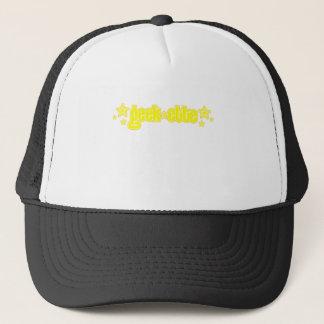 Yellow Geekette Trucker Hat