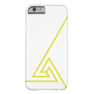 Yellow Geometric Shape iPhone 6 Case