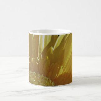 Yellow Gerbera Daisy Coffee Mug
