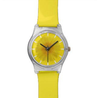 Yellow Gerbera May28th Watch