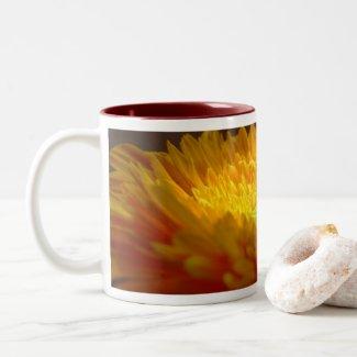 Yellow Gerbera Mug