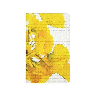 Yellow Ginko Leaves Journal