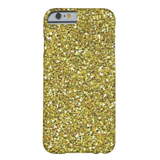 yellow glitter iPhone 6 case
