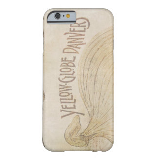 Yellow Globe Danvers Vegetable Seeds Vintage Barely There iPhone 6 Case