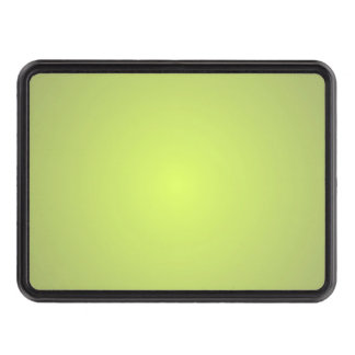 Yellow Glow Tow Hitch Covers