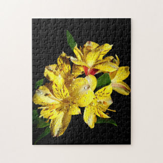 yellow glow puzzle