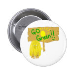 Yellow go green buttons