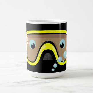 Yellow Goggles Coffee Mug