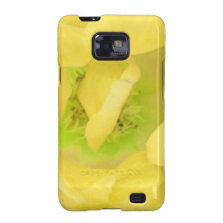 Yellow Gold Floral Nectar Samsung Galaxy Covers
