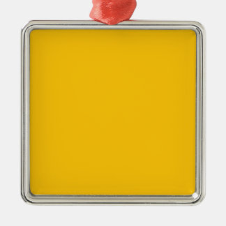 Yellow Gold Metal Ornament