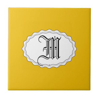 Yellow Gold Tile