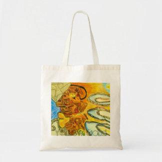 YeLLow GoLd Tote Bag