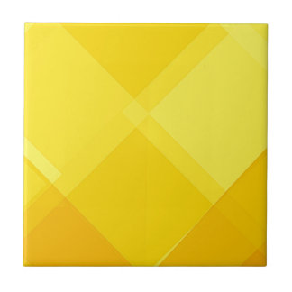 yellow gradient monochrome grid summer sun bright ceramic tile