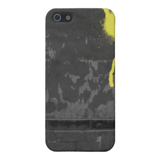 yellow graffiti iPhone 5 covers