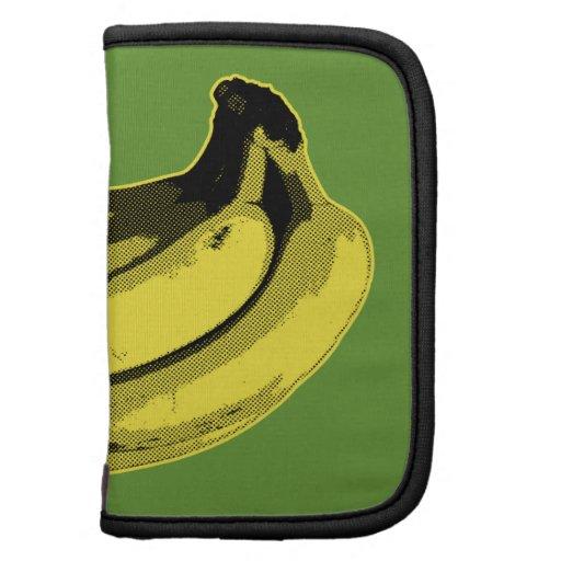 Yellow Graphic Banana Organizers