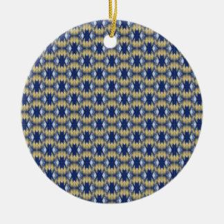 Yellow Grass Ornaments