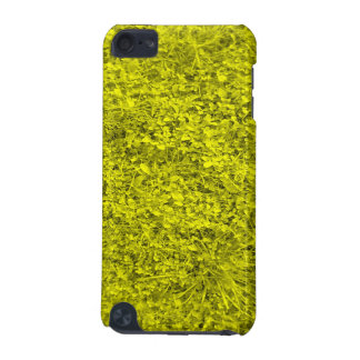 Yellow grass pattern iPod touch 5G cover